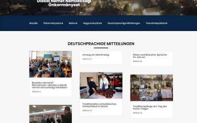 Kurzgefasst: über die Arbeit der deutschen Selbstverwaltung