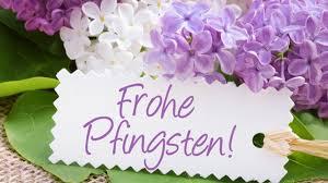 Pfingsten in Deutschland