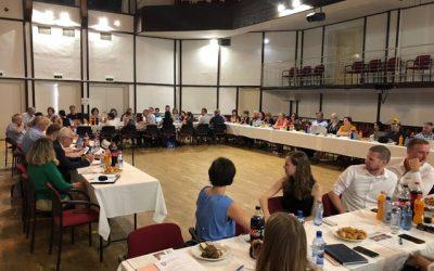 A pandémia óta először ülésezett az MNOÖ közgyűlése