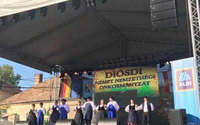Sváb délután a Szent Gellért Napok keretében